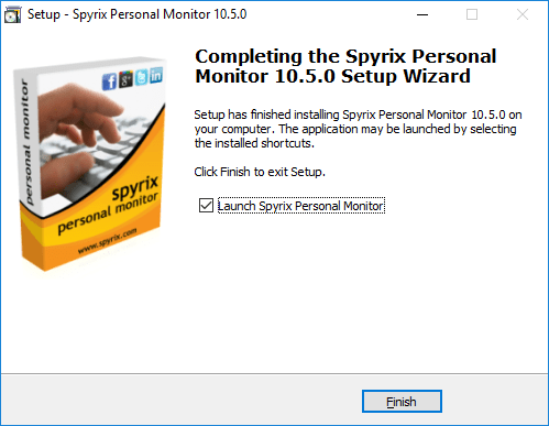 how to install spyrix